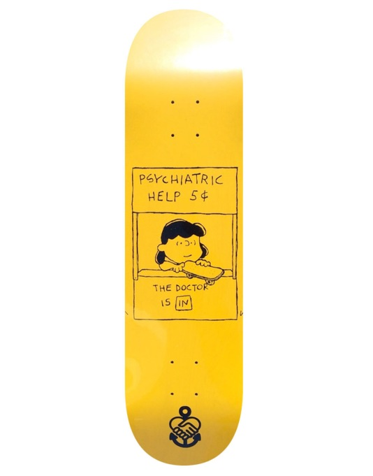The Friend Ship Psychiatric Help Team Deck - 8.5""