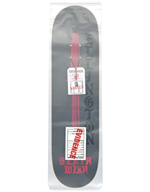 Deathwish Ellington Deadly Intent Pro Deck - 8.38