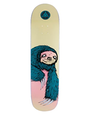 Welcome Sloth 2 on Big Bunyip Team Deck - 8.5