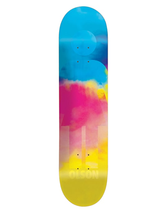 Girl Olson Acid Drop Pro Deck - 8.375""