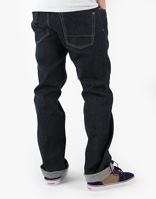 Etnies Straight Fit Denim Jeans