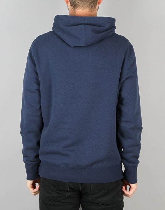Converse Core Popover Hoodie - Night-time Navy