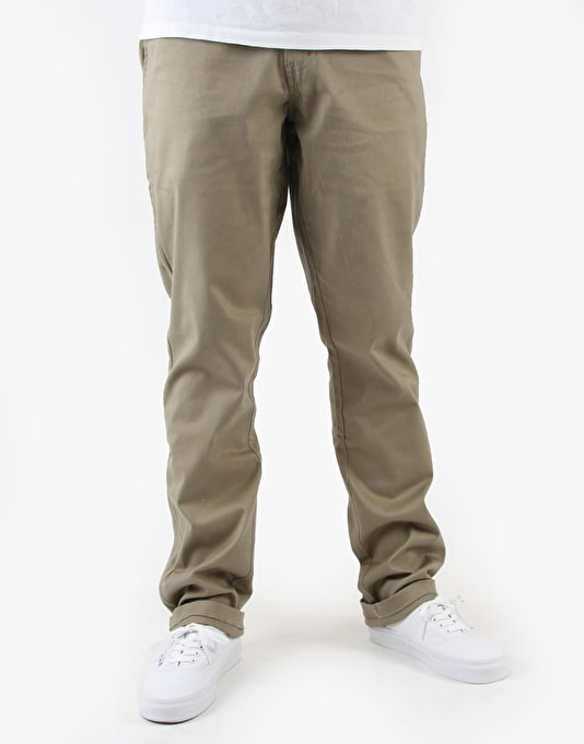 Enjoi Boo Khaki Slim Trousers