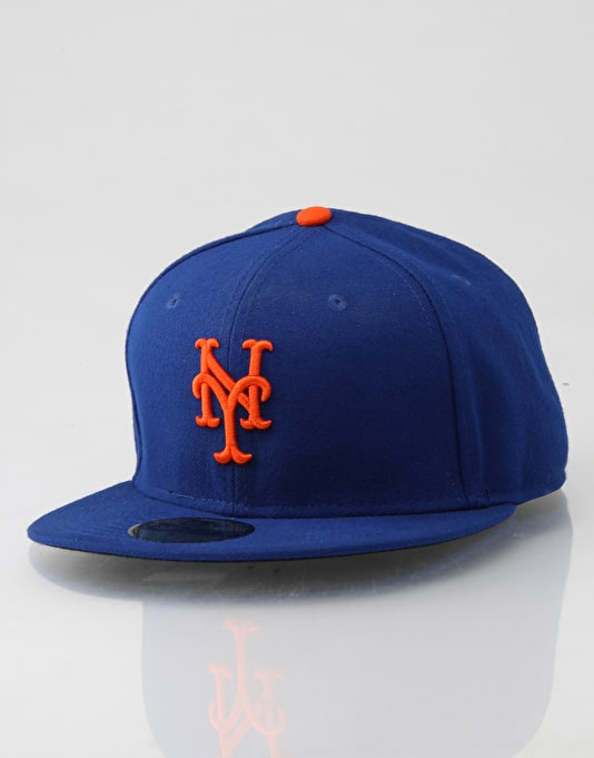 New Era MLB New York Mets Fitted Cap