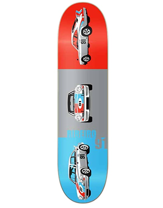 Primitive Skateboarding Ribeiro Rally Pro Deck - 8.25""