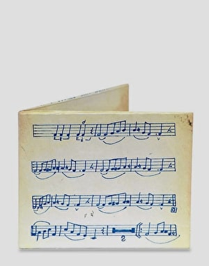 Mighty Wallets Music Sheets Wallet