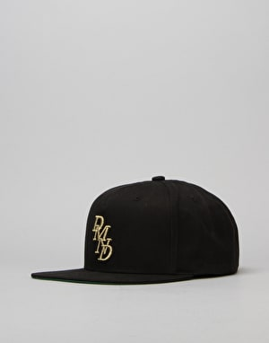 Diamond Supply Co. OG Serif Snapback Cap - Black