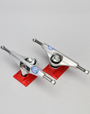 Royal Hsu Icon 5.0 Standard Pro Trucks - Raw/Red