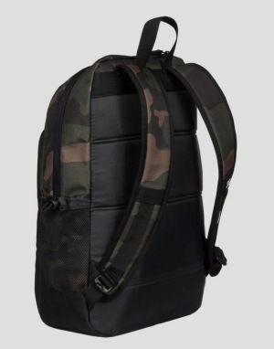 DC Detention II Backpack - Bold Camo Green