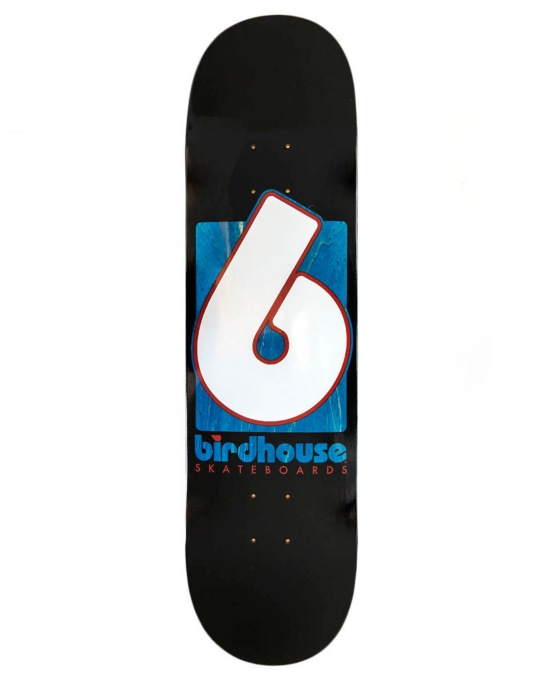 Birdhouse B Logo Team Deck - 8.25""