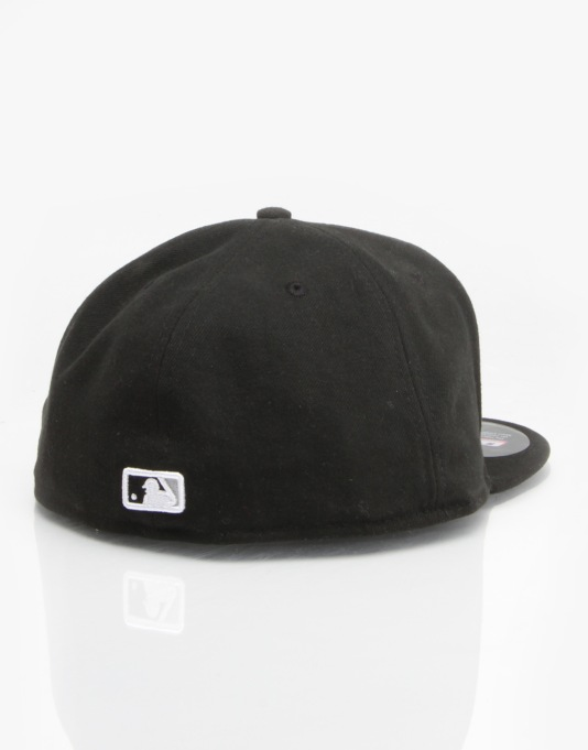 New Era MLB Chicago White Sox Authentic Fitted Cap - Black