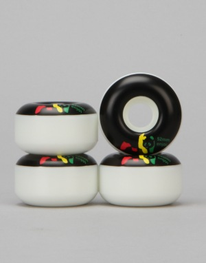 Enjoi Rasta Panda Team Wheel - 52mm
