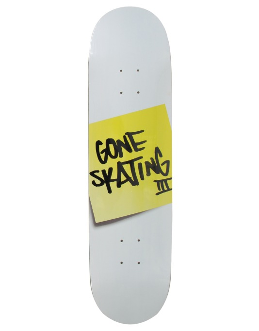 A Third Foot Post It Team Deck - 8""