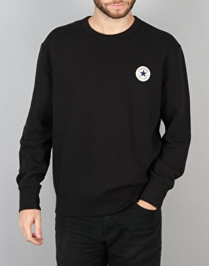 Converse Core Crew Neck - Black