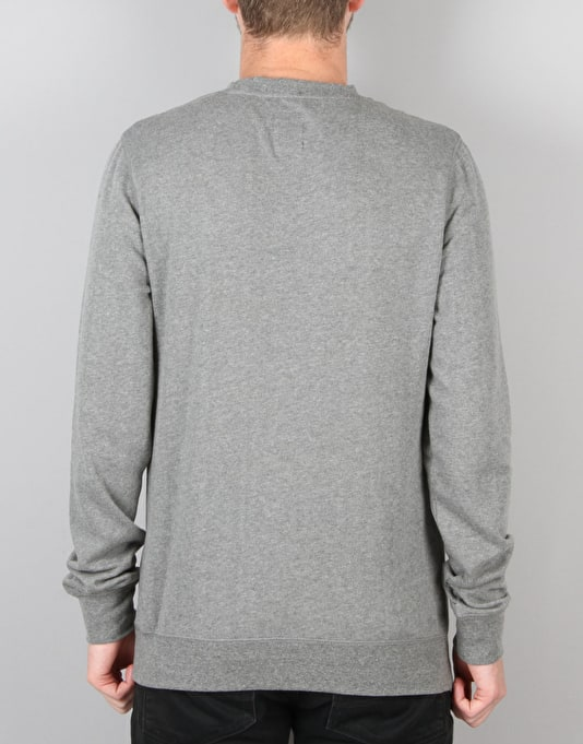 Element Cornell Sweatshirt - Grey Heather