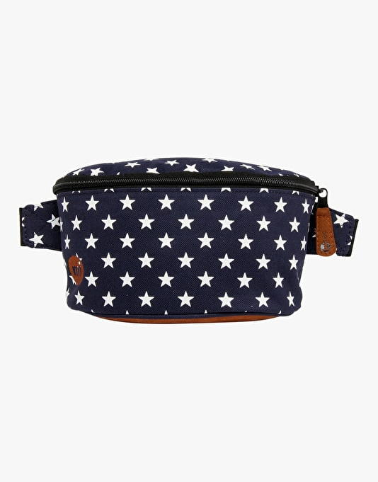Mi-Pac All Stars Bum Bag - Navy