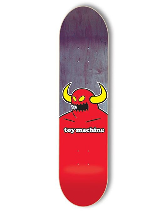 Toy Machine Monster Team Deck - 7.75""