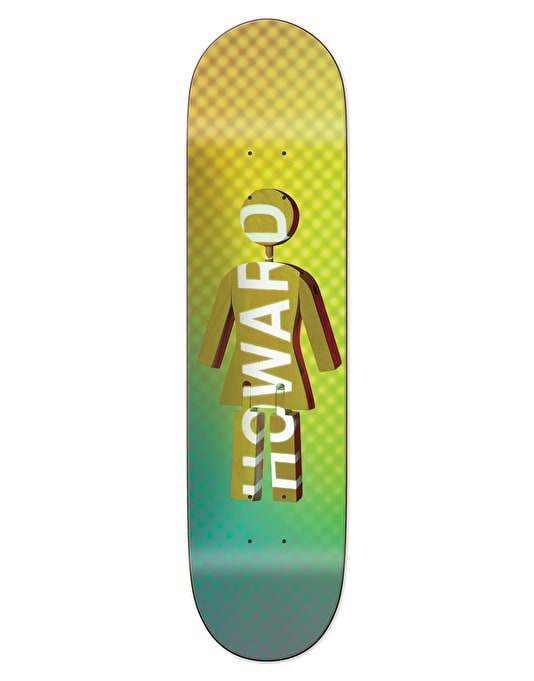 Girl Howard Future Projections Pro Deck - 8.25""
