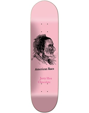 Chocolate Hsu American Race Skateboard Deck - 8.25