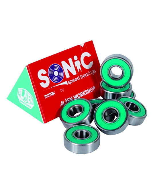 Alien Workshop Sonic Bearings - Abec 3