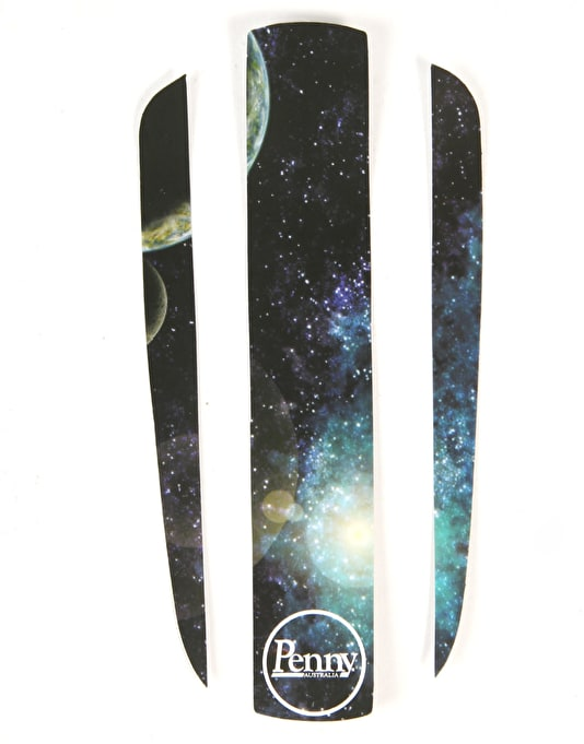 "Penny Underside 22"" Sticker Set - Galaxy"
