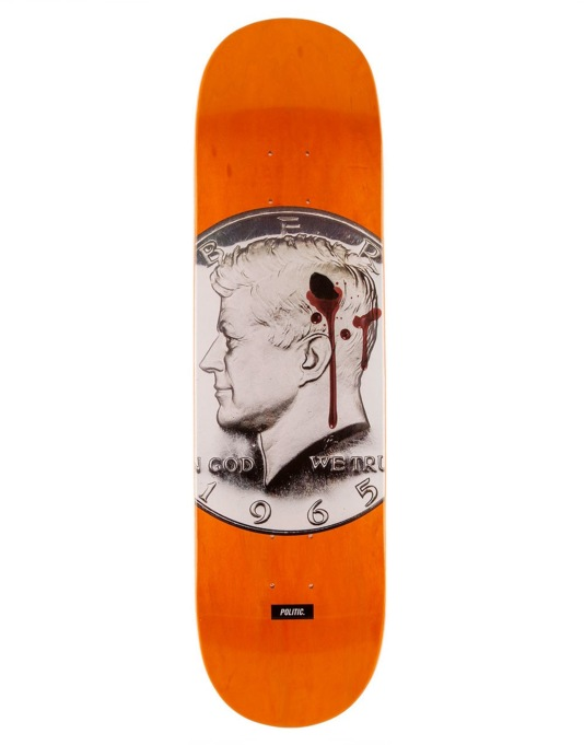 Politic JFK Team Deck - 8.25""