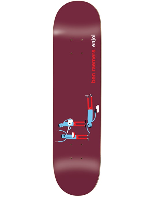 Enjoi x Jim Houser Raemers Pro Deck - 8.25""