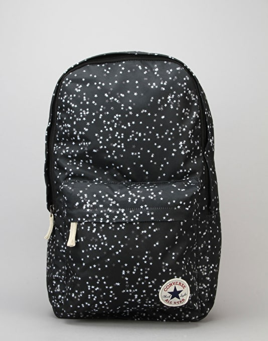 Converse Poly Backpack - Converse Black/White
