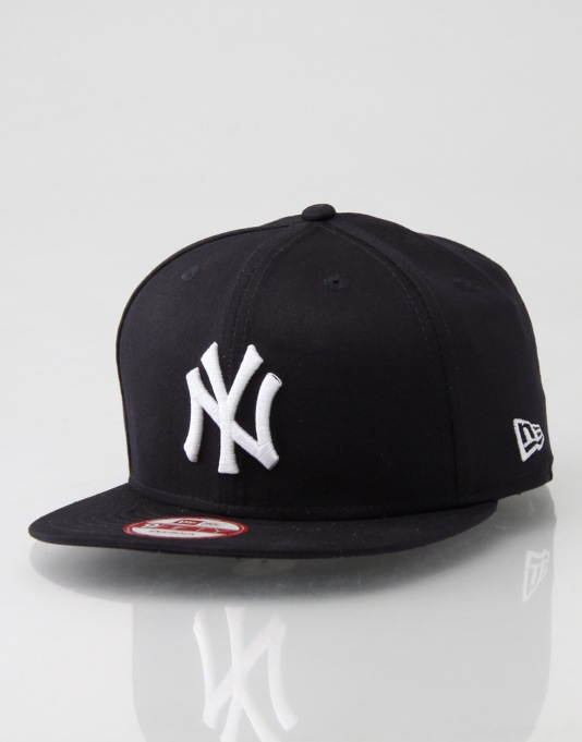 New Era MLB NY Yankees Snapback Cap