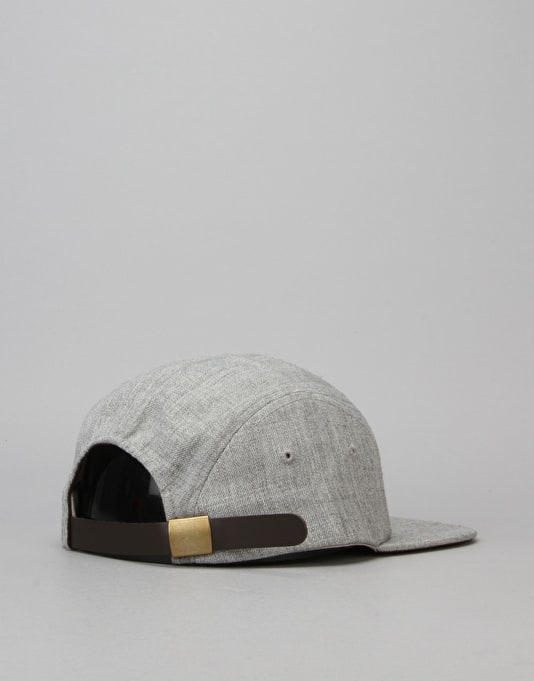 Santa Cruz Sandbank 5 Panel Cap - Heather