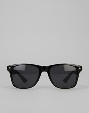Route One Basics Wayfarer Sunglasses - Black
