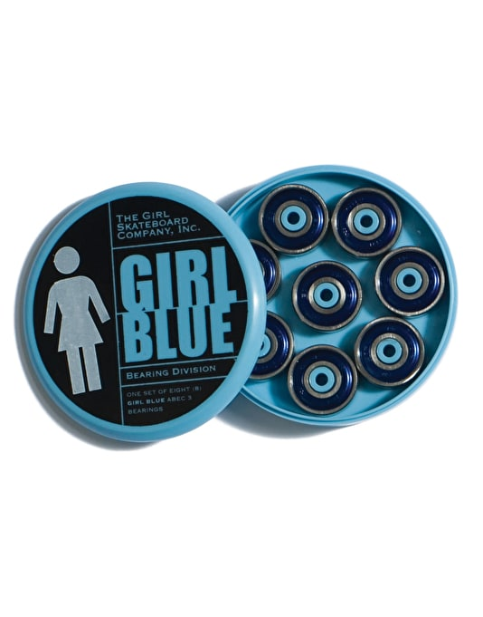 Girl Blue Bearings