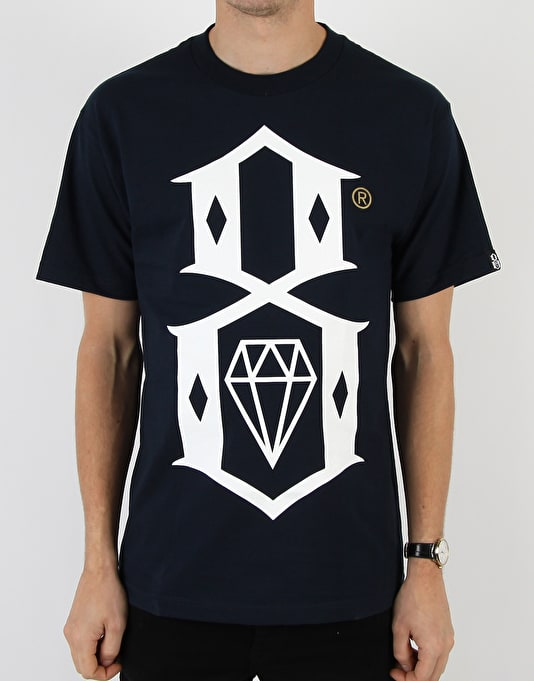 Rebel8 R8 Logo T-Shirt