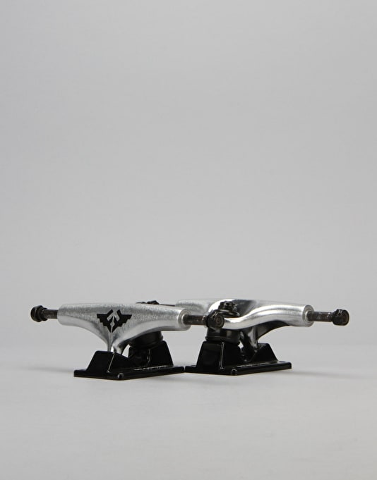 Fracture Wings V3 5.5 Low Truck - Raw/Black