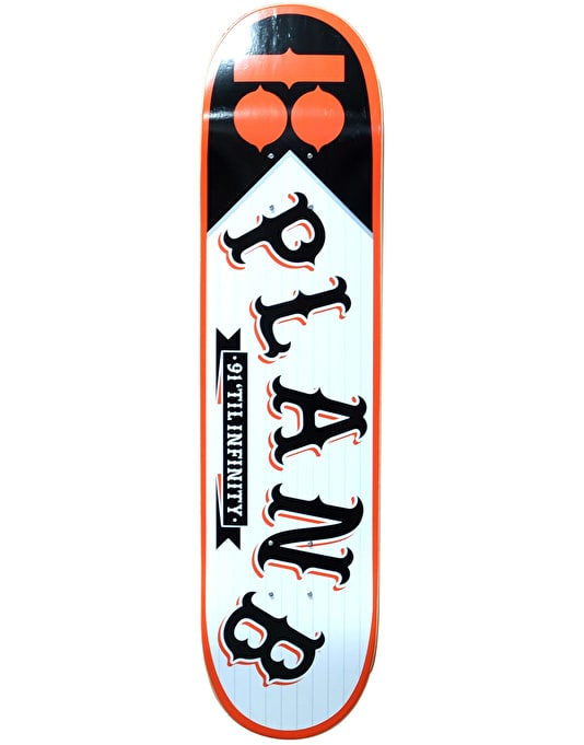 Plan B Pennant Team Deck - 7.75""