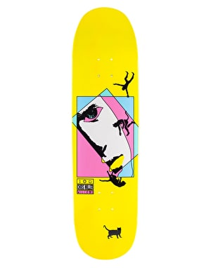 Welcome Miller Faces on Catblood Pro Deck - 8.5