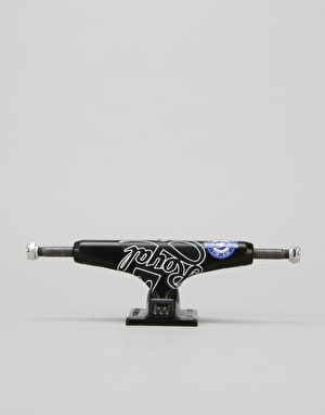 Royal Jumbo Crown 5.5 Standard Team Trucks - Raw/Black