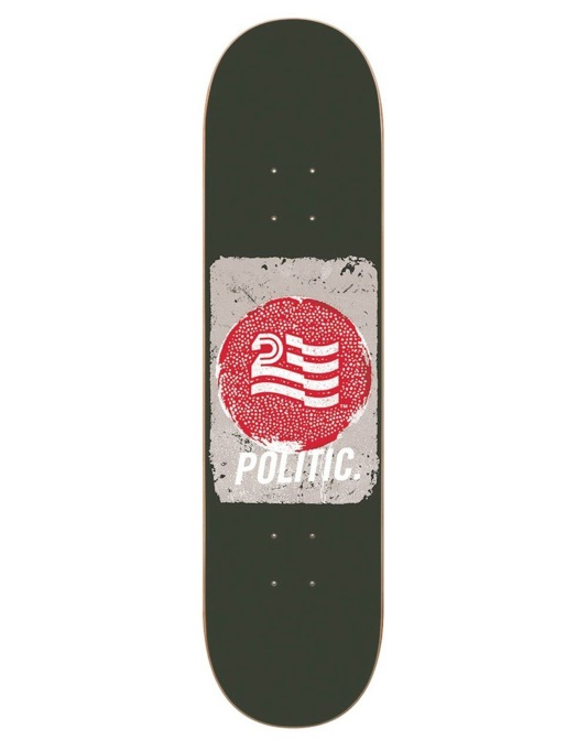 Politic Flag Team Deck - 8.38""
