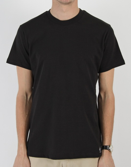 Route One Basic T-Shirt- Black