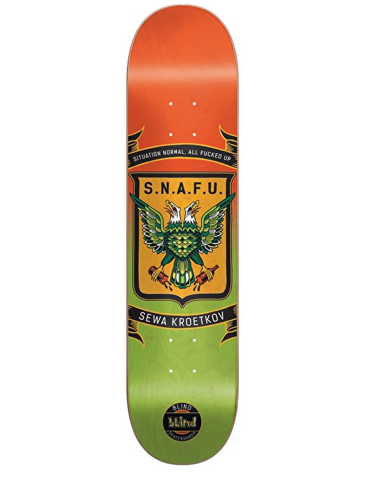 Blind Sewa Badge Series Pro Deck - 7.75""