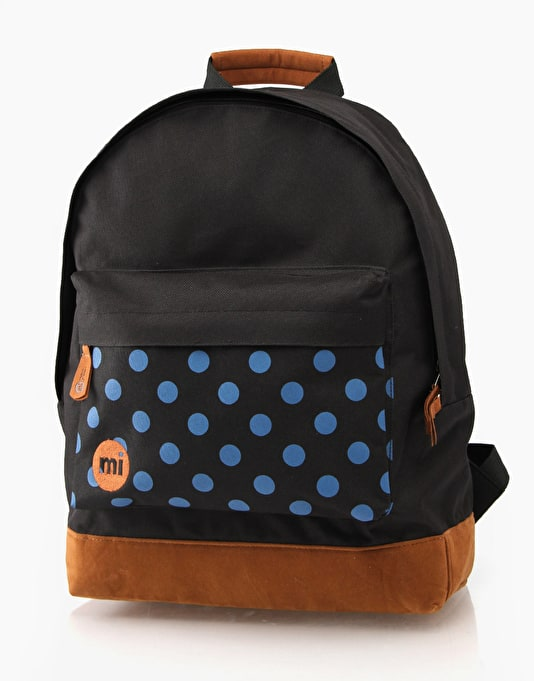 Mi-Pac Polka Dot Backpack - Black