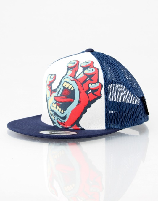 Santa Cruz Yes Hand Mesh Cap