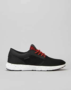Supra Hammer Run Shoes - Burnt Henna/White