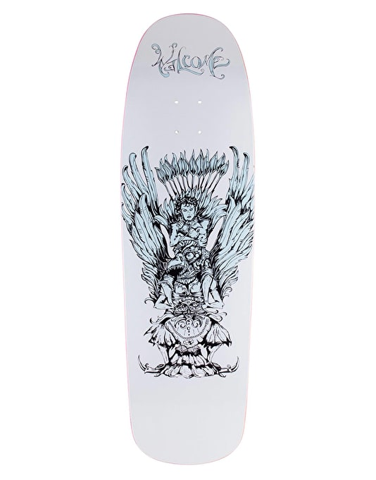Welcome Adam x Garuda on Slappy Slap Team Deck - 9.5""