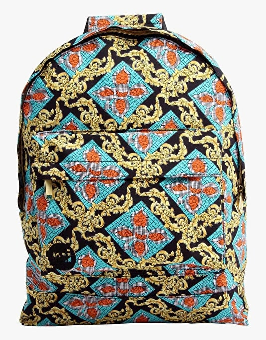 Mi-Pac Baroque Backpack - Teal