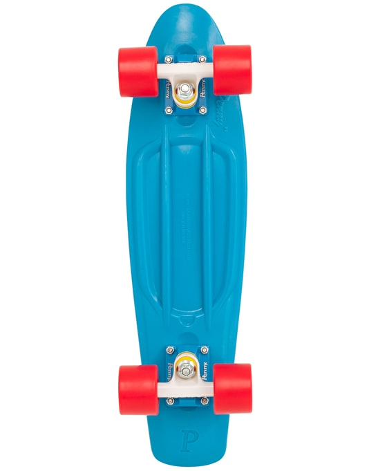 "Penny Skateboards Classic Cruiser - 22"" - Blue/White/Red"