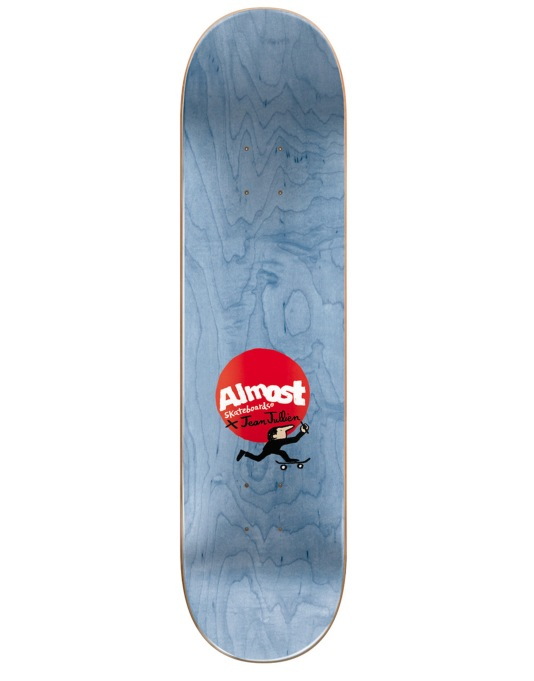 Almost x Jean Jullien Youness Pro Deck - 8""