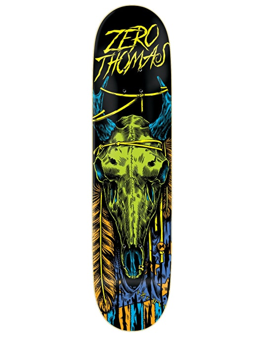 Zero Thomas Black Light Pro Deck - 8.125""