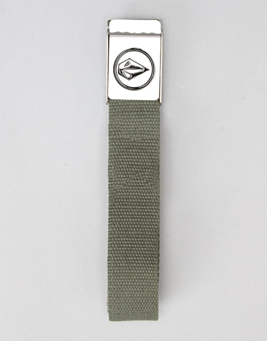 Volcom Circle Web Belt - Old Blackboard