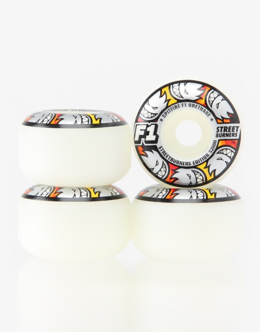 Spitfire Multiball F1 Team Wheels - 51/52/53/55mm